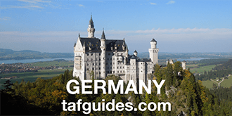 tafguides promo - All about Germany
