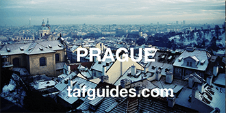 tafguides promo - All about Prague