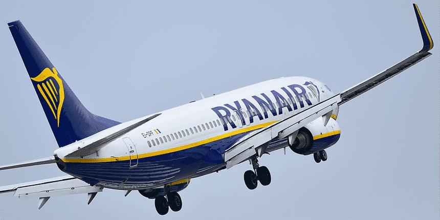 Levné letenky s Ryanair