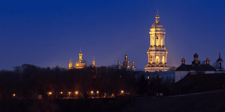 Levné letenky do Kijeva
