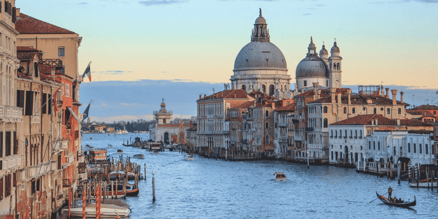 Levné letenky do Benátek