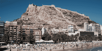 Levné letenky do Alicante