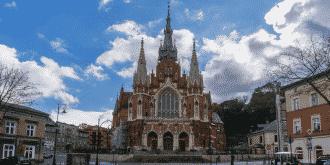 Levné letenky do Krakova